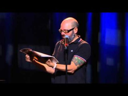David Cross: A fearless comedian