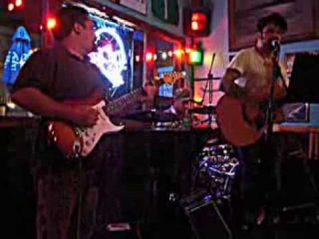 Ted Z and The Wranglers play the weekly country showcase at Bigs in Fullerton