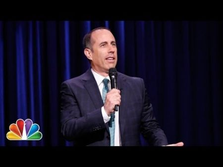 Jerry Seinfeld is an indefatigable comedian