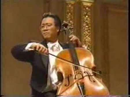 Yo-Yo Ma to perform Elgar's 'Cello Concerto' at the Hollywood Bowl, August 14
