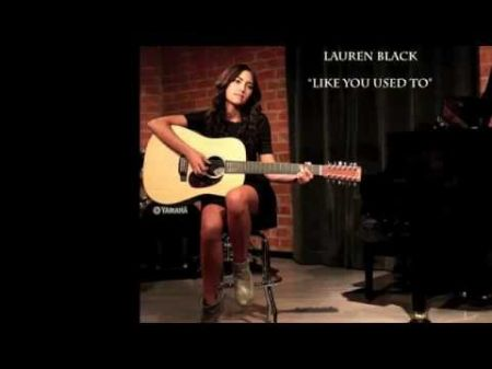 Interview with singer-songwriter Lauren Black