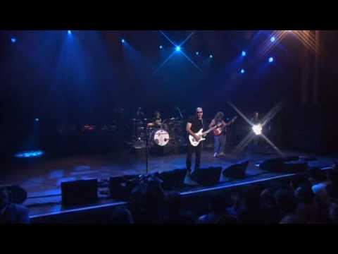 Joe Satriani, master of the guitar instrumental, continues G3 Tour