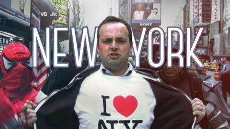 Experience Manhattan: Shopping for sports team apparel