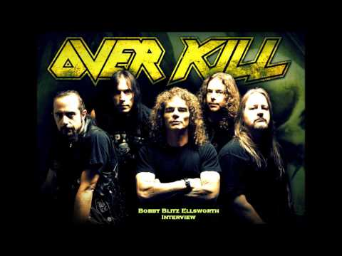 Overkill interview: Bobby Blitz talks Ramone spotting and White Devil Armory