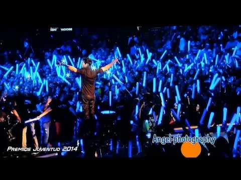 Enrique Iglesias top winner and performer at Premios Juventud 2014