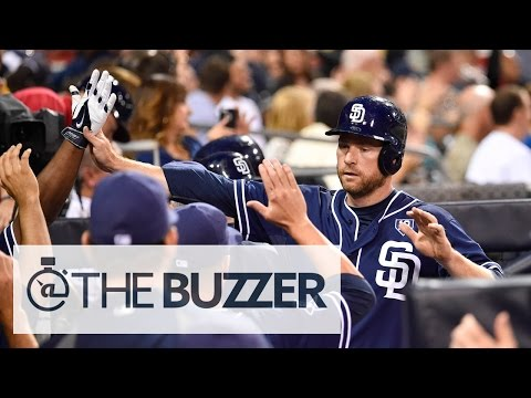 New York Yankees acquire third baseman Chase Headley from San Diego Padres