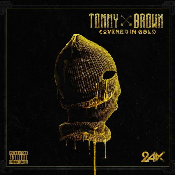 Tommy Brown caught up with AXS to share his story before the drop of his EP, Covered In Gold 24k.