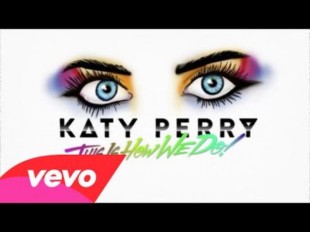 Watch the retro lyric video for Katy Perry's new single 'This is How We Do'