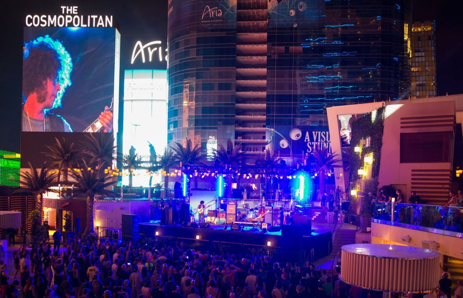 Wolfmother performs at the Cosmopolitan of Las Vegas