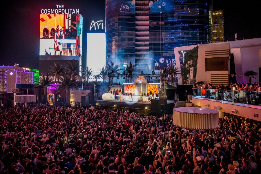 Iggy Azalea shakes things up at The Cosmopolitan of Las Vegas