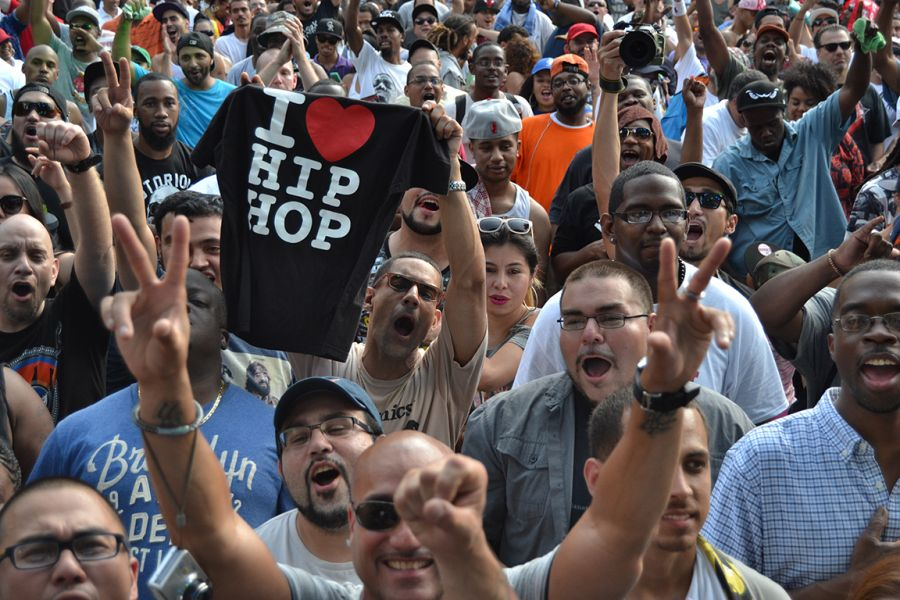 Rock Steady Crew Anniversary: Lots of rappers, but no breakdancing