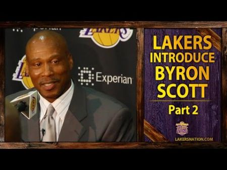 New Lakers head coach Byron Scott says it's 'all about championships' in L.A.