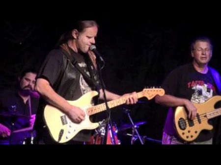 A tribute to Walter Trout in Hermosa Beach and San Juan Capistrano