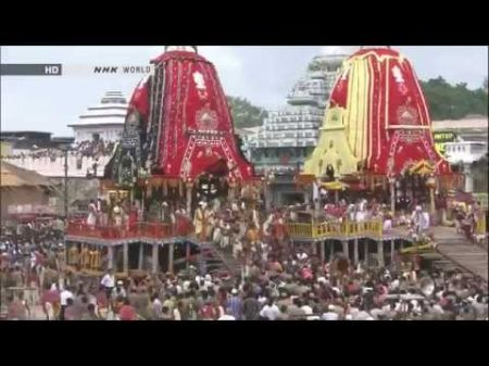 Festival of the Chariots pays homage to the Indian Tradition