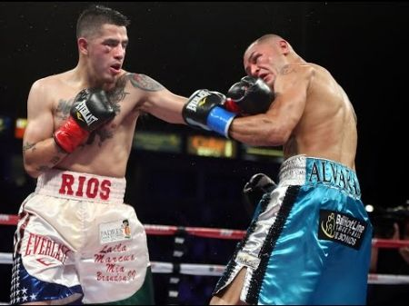 Brandon Rios takes on Diego Chaves Saturday in Las Vegas
