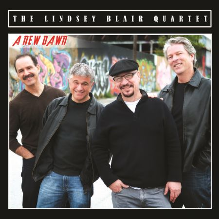 The Lindsey Blair Quartet's debut CD consists of mostly original smooth jazz tunes that are easy to listen to and shimmering with a Latin be