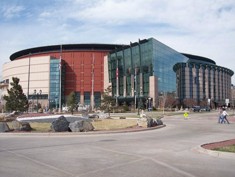 Guide to the Pepsi Center in Denver