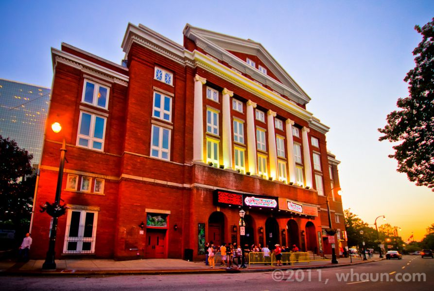 Atlanta S Best Venues The Tabernacle