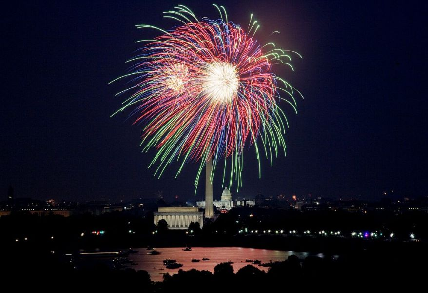 July 4th shows and events in Washington, D.C.