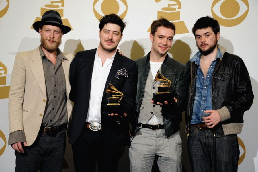Mumford & Sons, Bruno Mars and others get post-Grammys sales bump