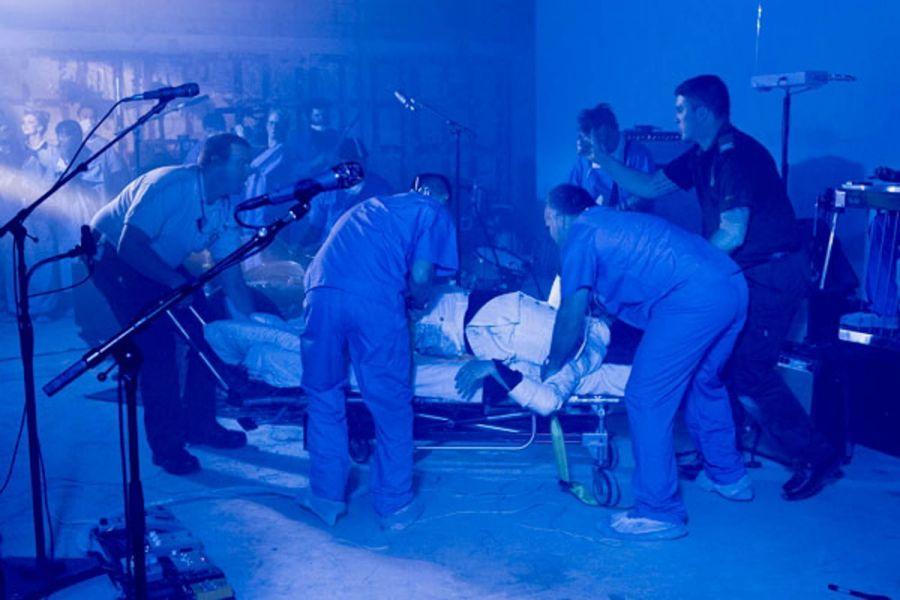 Top-secret Jack White gig is just 'sick'