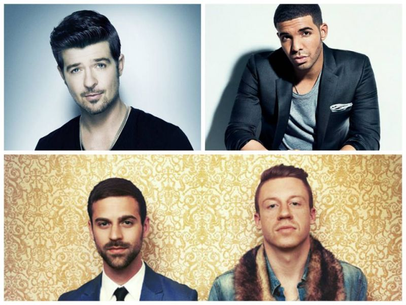 Drake, Robin Thicke, Keith Urban to perform at Grammy Nominations Concert