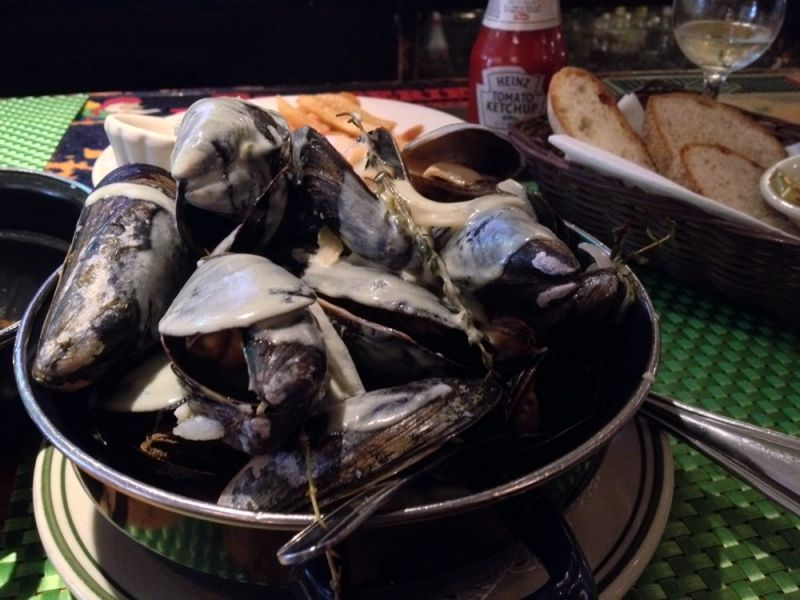 3 Mussel heavyweights around Manhattan's Flatiron district