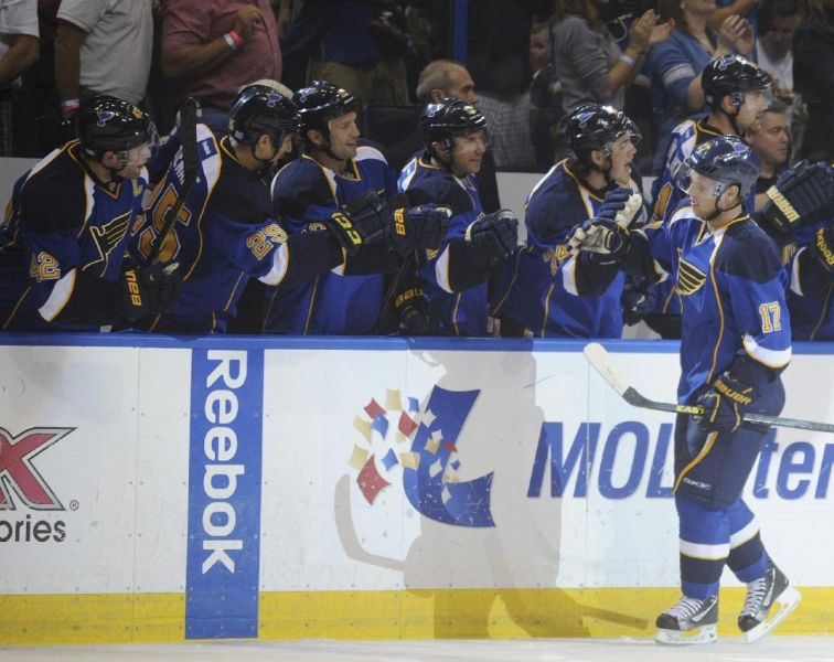 St Louis Blues might be in trouble