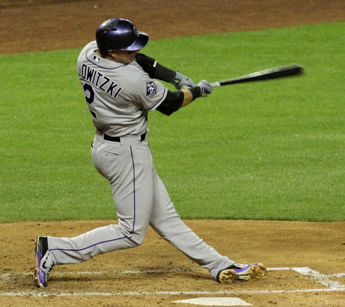 Troy Tulowitzki to lead as captain of NL in Home Run Derby tonight
