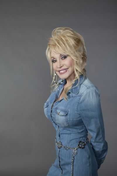 Country music's iconic Dolly Parton answers questions from around the world