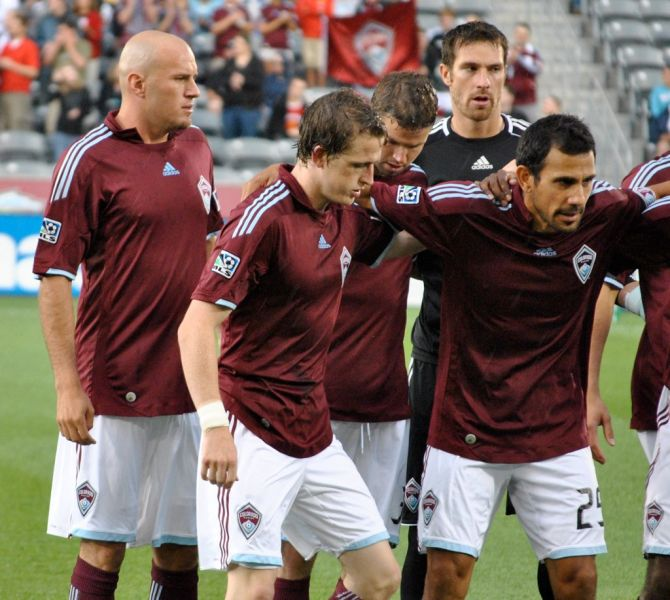 Colorado Rapids coach Pablo Mastroeni to be honored by team