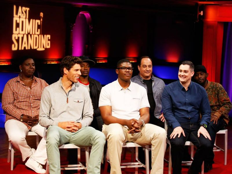NBC's 'Last Comic Standing' live show coming to the Paramount Theatre