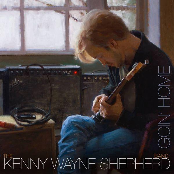 'Goin Home': Guitarist Kenny Wayne Shepherd finds blues magic in his hometown.