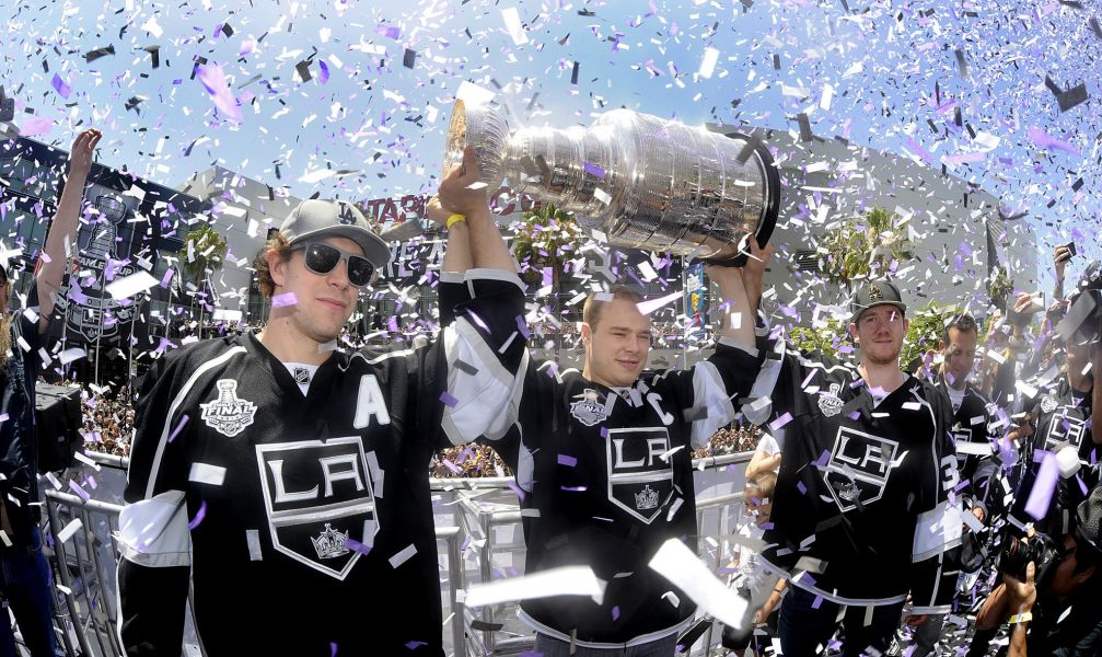 Interview with an L.A. Kings fan: The best thing about the team and being a fan