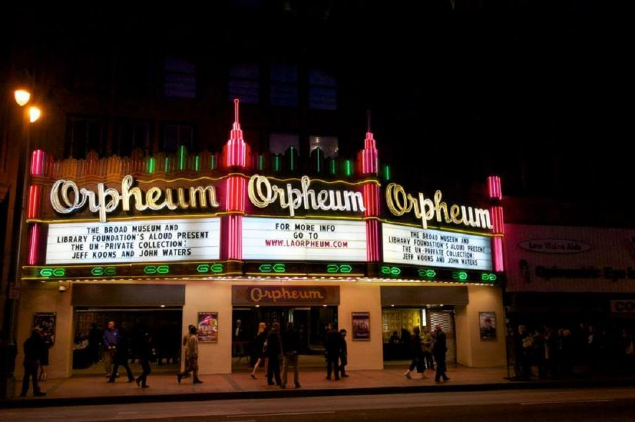 Guide to The Orpheum Theatre