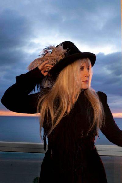 Rock on, gold dust woman: Stevie Nicks' new album drops Oct. 7