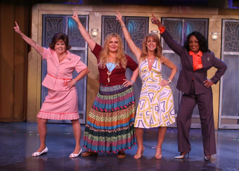 'Menopause, the Musical' brings hot flashes to the stage for two shows only