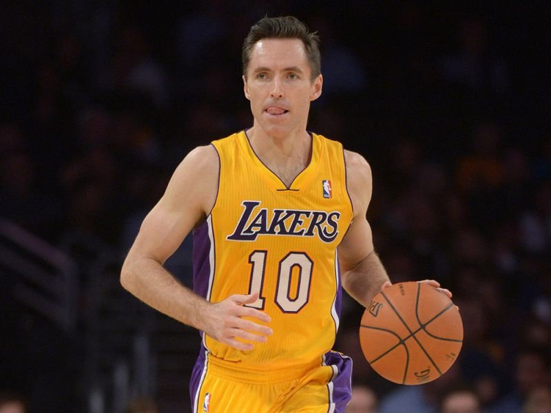 Lakers' Steve Nash intends to retire after the 2014-15 NBA season