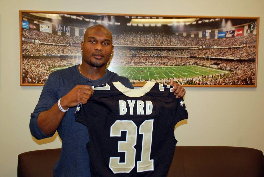 Jairus Byrd says Saints' safeties rival those of Seattle's Legion of Boom