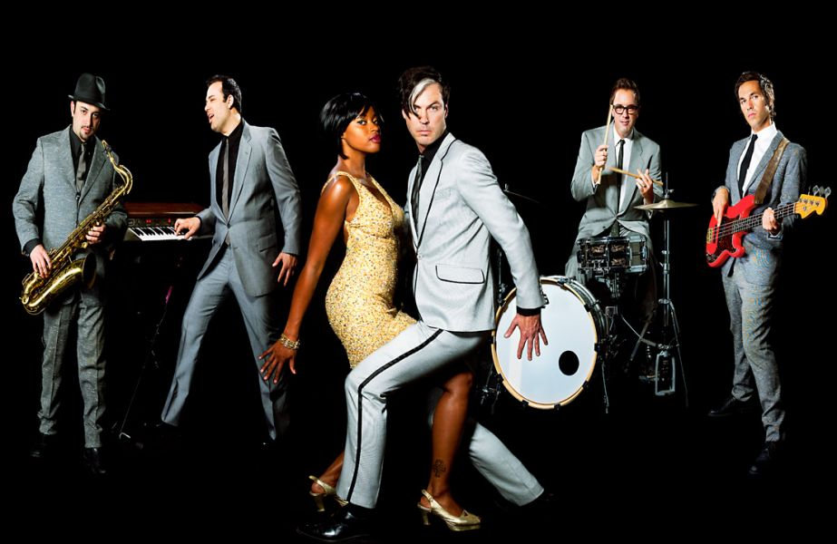 Fitz & The Tantrums tickets schedule, dates, events, and tickets Tantrums AXS 6142f4