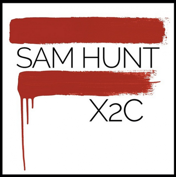 Sam Hunt to preview debut album with four-track 'X2C' project