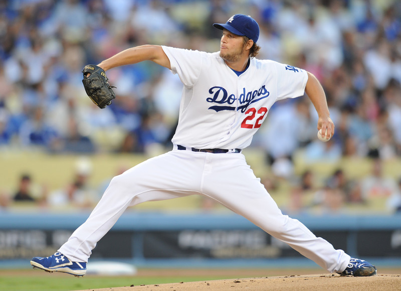 Kershaw continues to dominate the mound for Dodgers