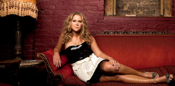 Amy Schumer takes center stage in Boston
