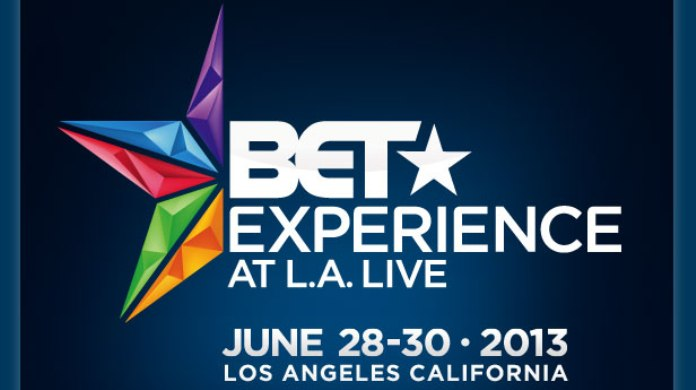 A Weekend of Fun: BET Experience @ L.A. LIVE!