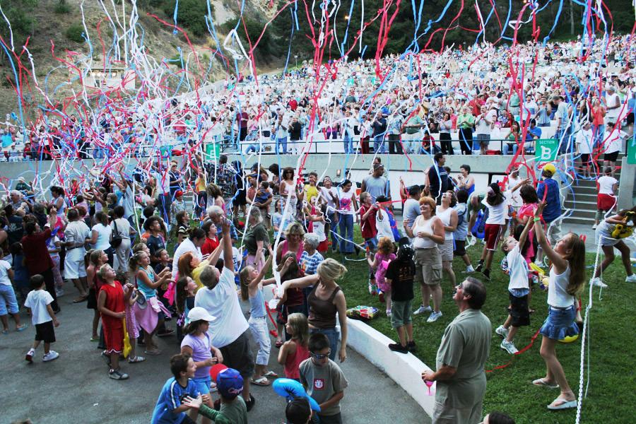 Starlight Bowl's summer concert series in the San Fernando Valley
