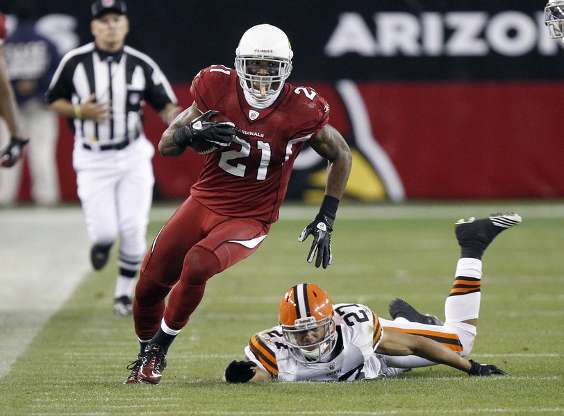 Cardinals CB Patrick Peterson thinks the Falcons have NFL's best WR combo