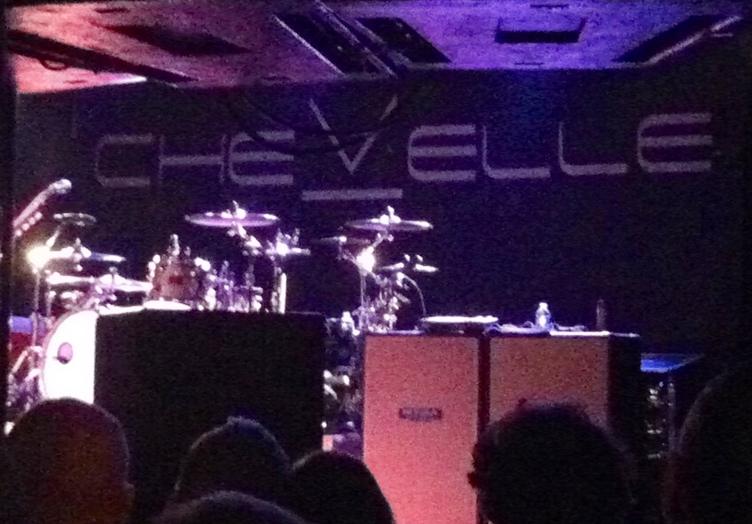 Showstopper Series: Chevelle sells out Amos Southend in Charlotte