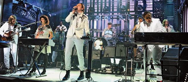 Arcade Fire and Drake among 2014 BRIT Award nominees