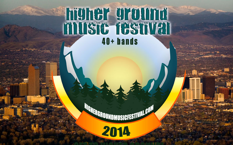Higher Ground Music Festival hosts over 40 bands in the RiNo Arts District