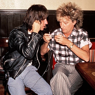Rod Stewart and Jeff Beck to reunite for new album